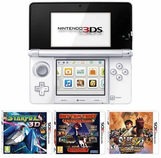 Nintendo Handheld Console 3DS