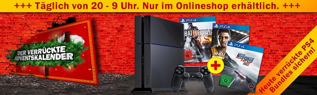 PS4 Bundles Media Markt