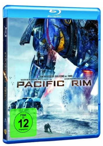 Pacific Rim bluray
