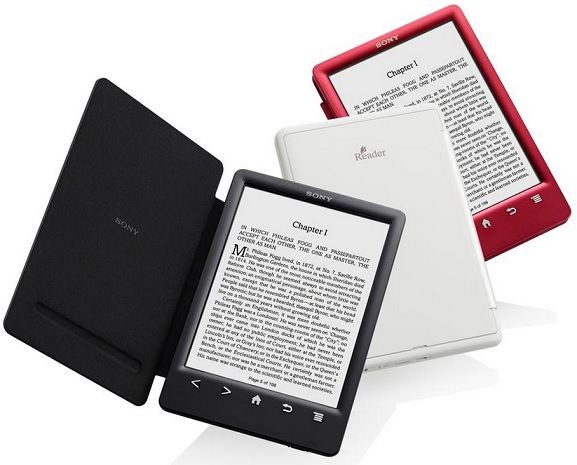 Sony eBook Reader PRS-T3S