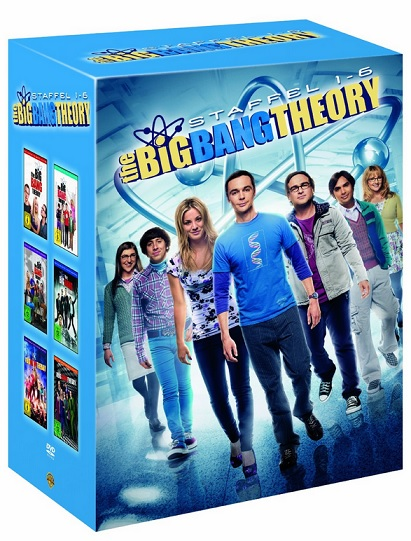 The Big Bang Theory - Staffel 1-6