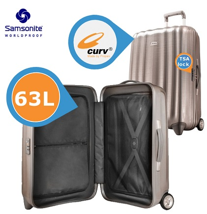 samsonite cluelite upright 66
