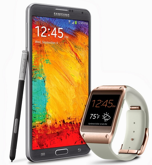 samsung galay note 3