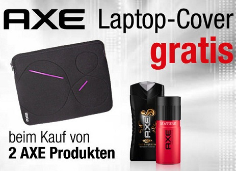 AXE Laptop Cover