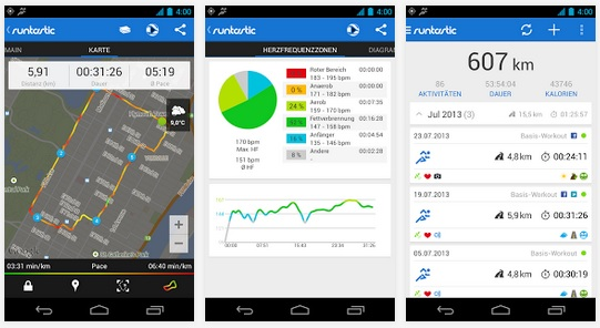Android Runtastic pro