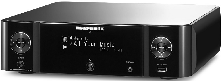 Marantz M CR510 Wireless Network Receiver with AirPlay