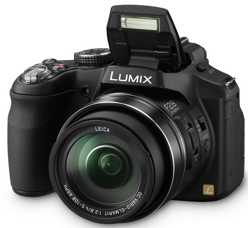 Panasonic Lumix DMC-FZ200EG-K Digitalkamera