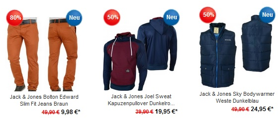 jack jones sale angebote
