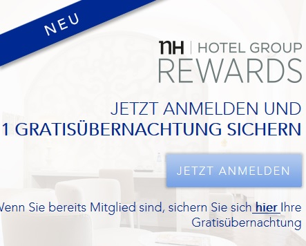 nh hotels aktion