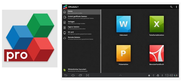 Android office pro
