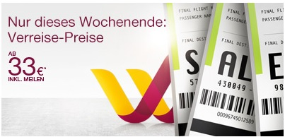 Germanwings verreise preise