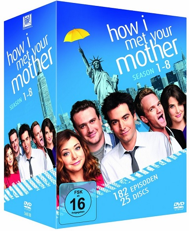 How I met Your mother Bluray