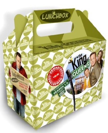 King of Queens - Die komplette Serie in der Lunchbox