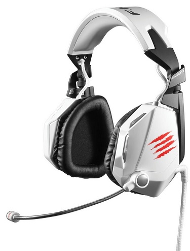 Mad Catz F.R.E.Q.7 Dolby 7.1 Surround-Sound-Gaming-Headset