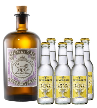 Monkey 47 Gin Tonic Set