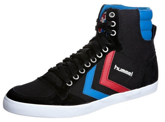 SLIMMER STADIL HIGH CANVAS - Sneaker high -