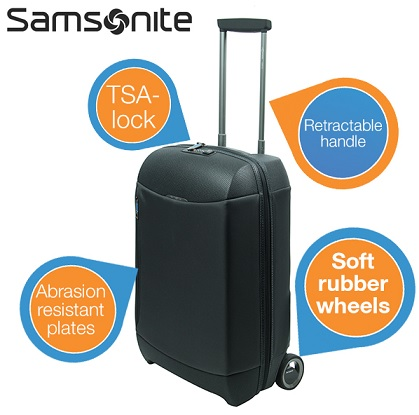 Samsonite Litepshere Upright 5520