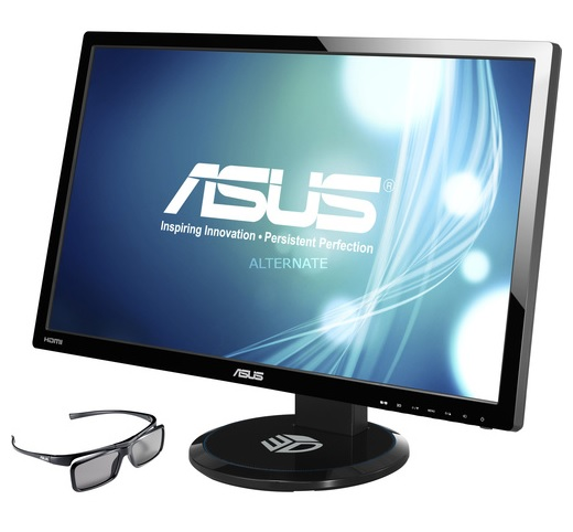 ASUS 3D LED Monitor VG27AH