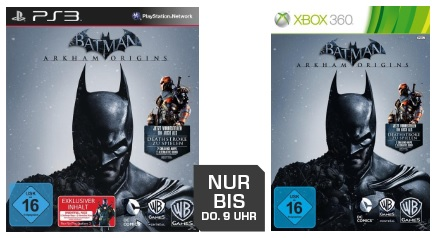 Batman AO PS3 Xbox360