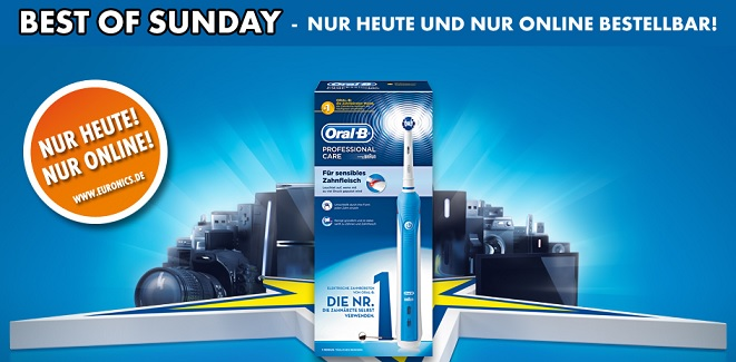 Braun Oral B Professional Care 1000