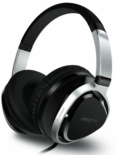 Creative Aurvana Live2 Headphone Black