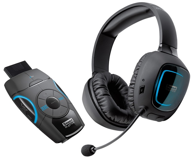 Creative Soundblaster Recon3D Omega Wireless Gaming Headset
