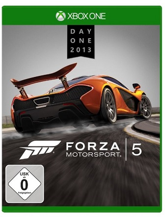 Forza Motorsport 5 - Day One-Edition