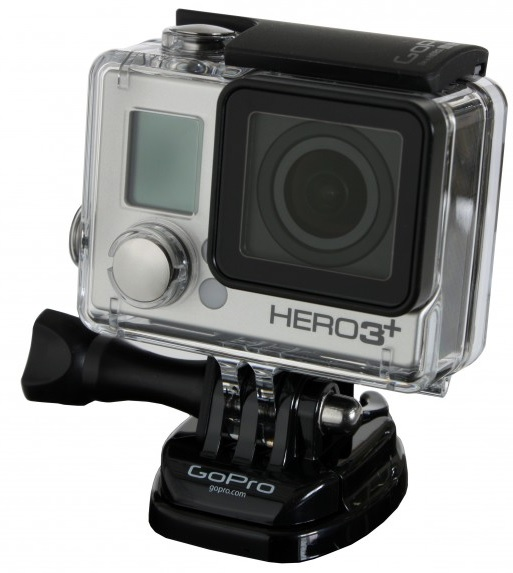 Gopro HERO3 + silver edition