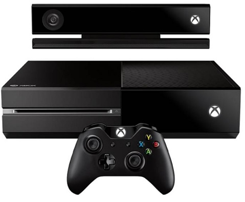 Microsoft Xbox One Konsole 500GB inkl. Controller