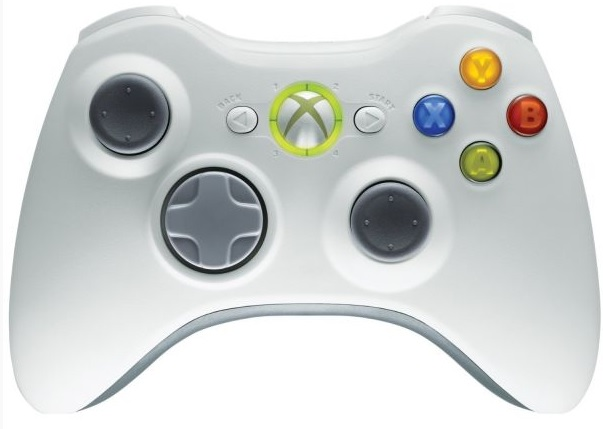Official XBox 360 Wireless Controller Games Accessories