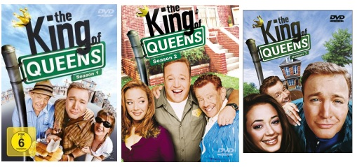 The King of Queens DVD