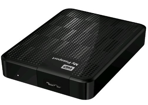Western Digital WD 2TB Hi-Speed USB My Passport