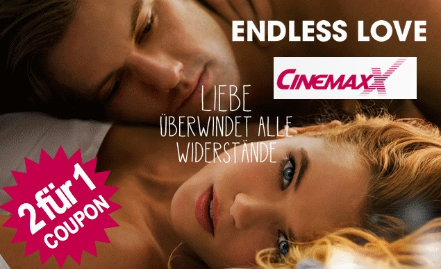 cinemaxx endless love