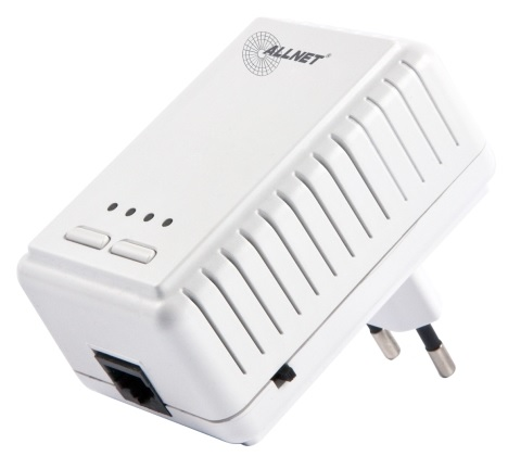 Allnet ALL1682511 500Mbit HomePlug AV Powerline
