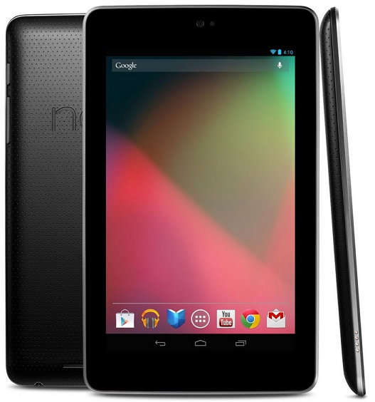 Asus Google Nexus 7 8GB  Wifi 2012