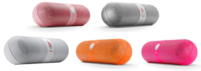 Beats by Dr. Dre Pill für 111€ — Bluetooth-Lautsprecher in Pillenform *UPDATE*