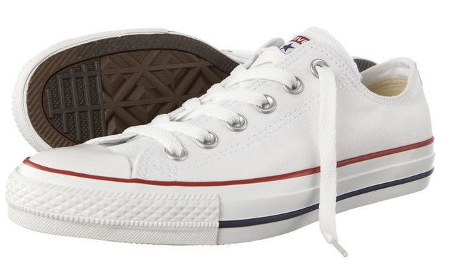 Converse Chucks All Star White M7652