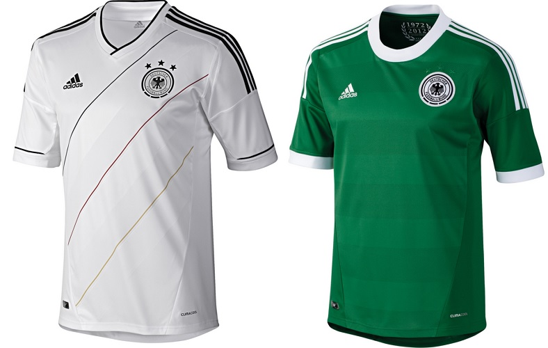 DFB Home Away Trikot