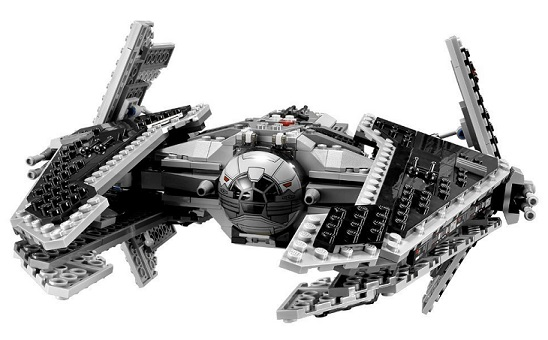 LEGO Star Wars 9500 - Sith Fury - class Interceptor