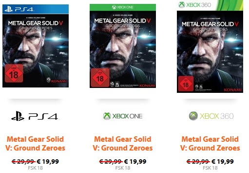 Metal Gear Solid 4 GZ