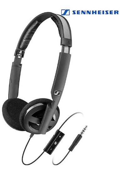 Original Sennheiser PX100-IIi Headset für iPhone 5S 5C 5 4S 4
