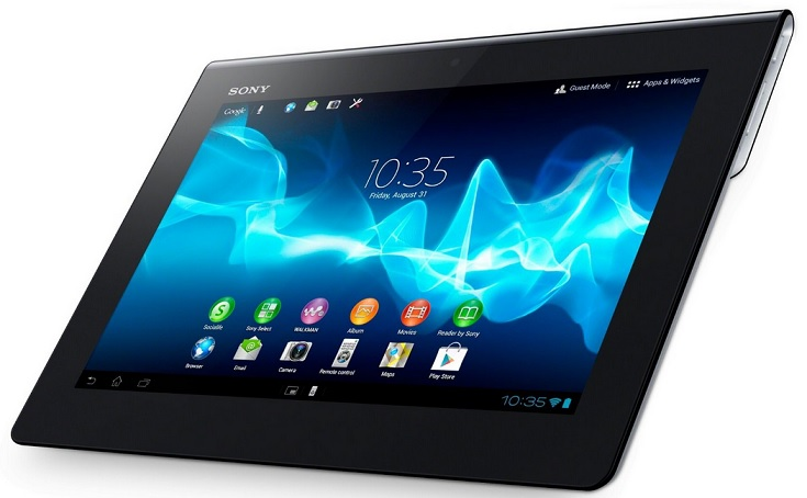 Sony SGPT121 Xperia Tablet S 16GB Flash Speicher