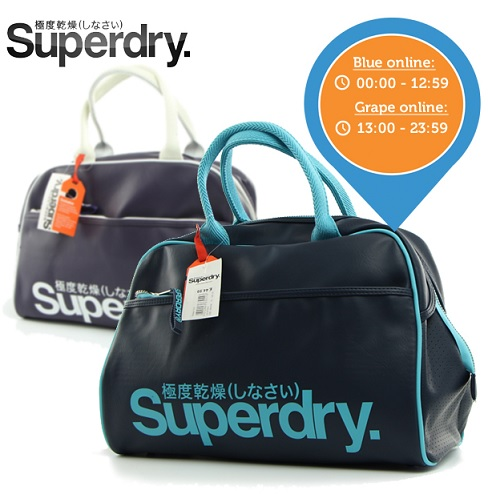 Superdry Tennistasche