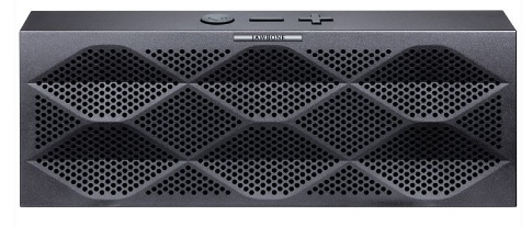 Jawbone Mini Jambox graphite facet Bluetooth Lautsprecher