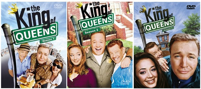King of Queens dvd