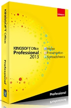 Kingsoft Professional 2013