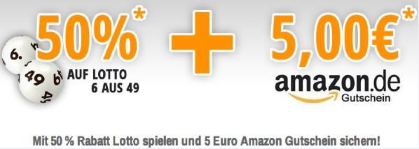 Lottoland Amazon Gutschein