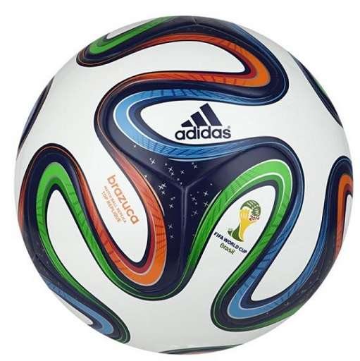 Adidas Brazuca Top Replique Fussball FIFA WM 2014