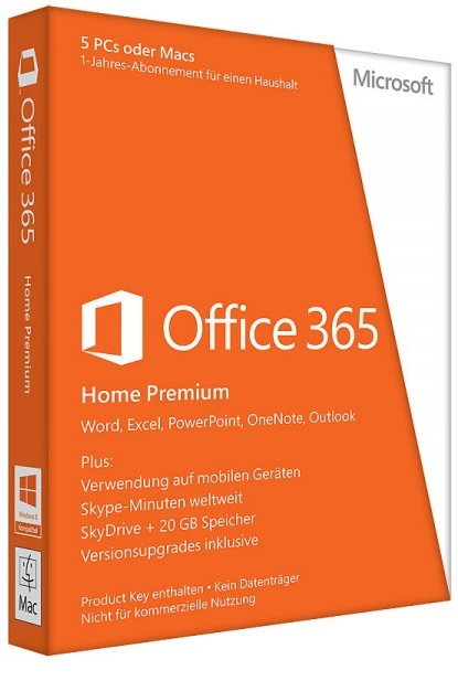 Home Office 365 Download