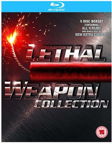 Lethal Waepn Collection